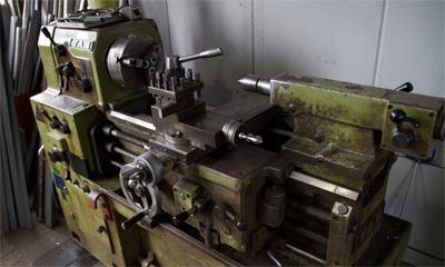木工機械修理